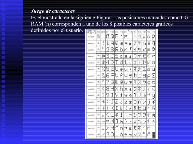 Definición de macros: Je Jae Cmp Write Read Banco0 Banco1 Definición de columnas de matricial Definición de clave de fabri...