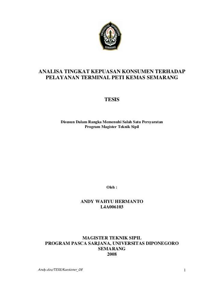 Skripsi manajemen konstruksi pdf