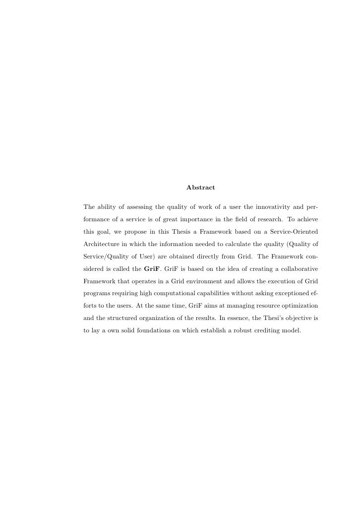 Abstract  The ability of assessing the quality of work of a user the innovativity and per- formance of a service is of gre...