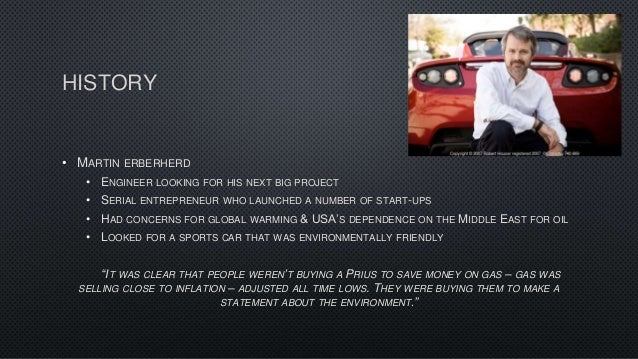 tesla case stydy Case study: tesla motors innovative vehicles, innovative manufacturing tesla motors is one of the world's foremost manufacturers of all-electric automobiles.