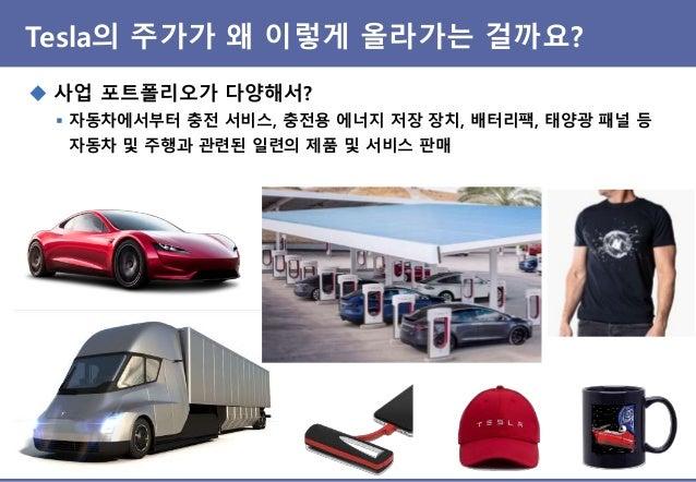비즈니스 모델의 혁신 때문 ◆ Tesla Master Plan, Part Deux : 자동차 제조사에서 플랫폼 사업자로…