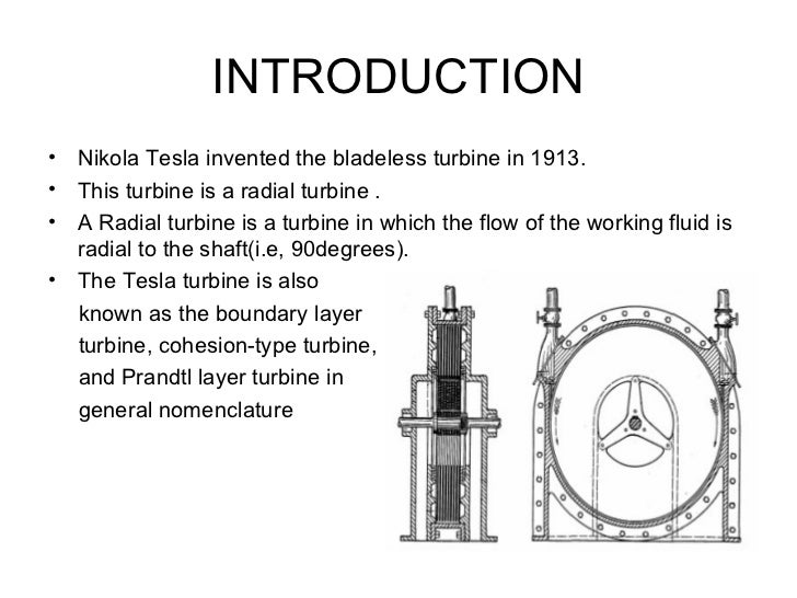 tesla turbine Here's a project that uses some of those dead hard drives you've got lying around  in the tesla turbine, air, steam, oil, or any other fluid is injected at the edge.