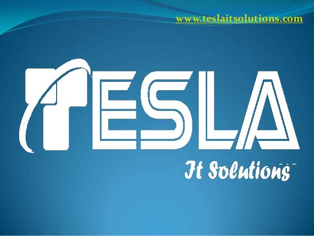 www.teslaitsolutions.com