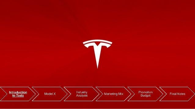 Tesla Marketing Strategy Slide 2