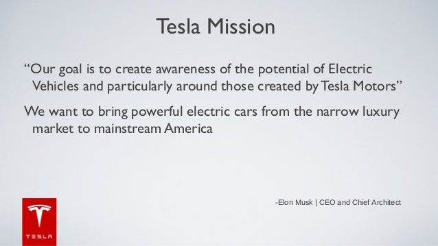 Tesla Marketing Strategy Slide 3
