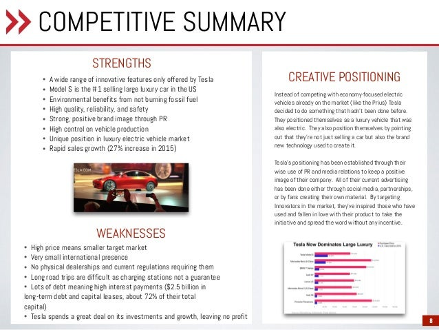 marketing creativity holt tesla final My current role leading tesla's marketing in canada brings together all of my  expertise and interest into one  and i'm excited to apply my creativity, drive and  commitment to results to enhance customer  selected by the holt renfrew  executive team to join the apprentice program as the marketing lead  last  name.