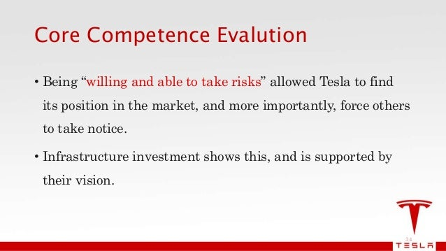 Tesla core values