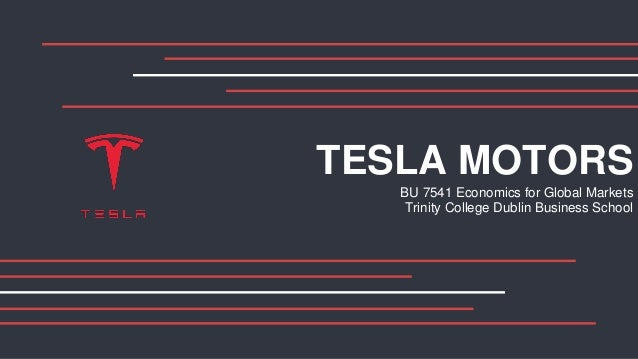 tesla motors project proposal The company's proposal  the chicago project would not require a vacuum,  tesla motors first space tourist flights could come in 2019.