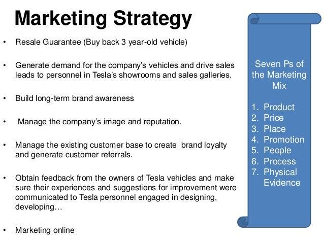 Tesla Competitor Analysis: Automotive Industry