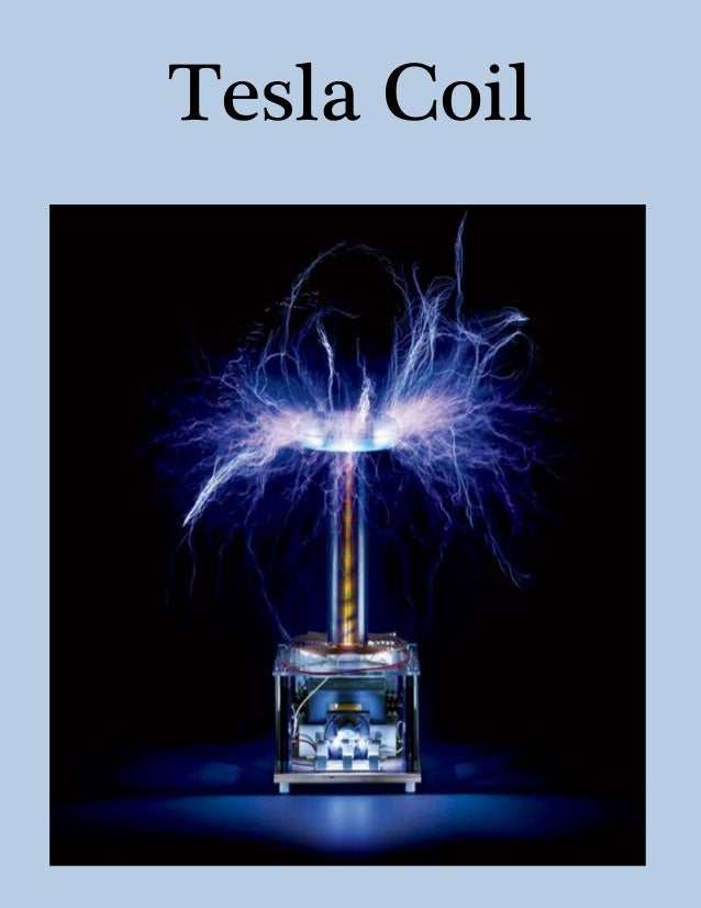 Report on Mini Tesla Coil