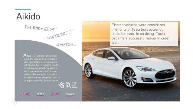 Case Study Tesla Business Model Innovation