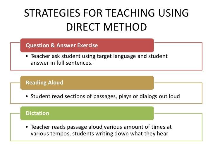 essay steer solution involving teaching