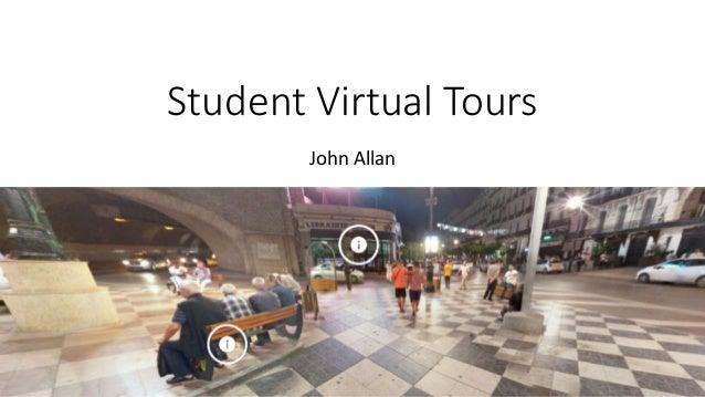 Student Virtual Tours John Allan