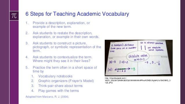 Task: Defining Math Vocabulary ›Directions: 1. Choose one term from the text book. 2. Write the textbook's definition of t...