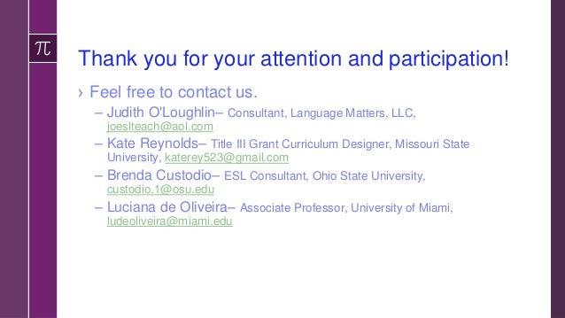 Math Discourse colloquium with Dr. Lucianna de Oliveira and Ms. Judith O'Loughlin!