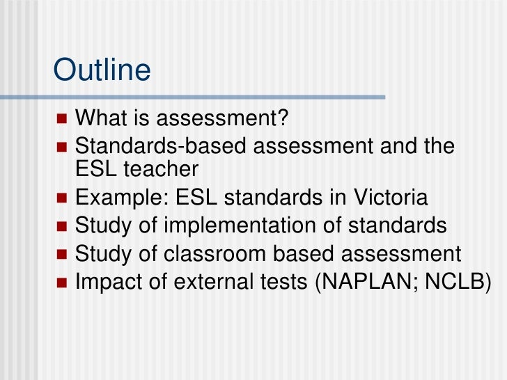 assessment and learner 3 essay The role of rubrics in advancing and assessing student learning  (or essay or model or  the assessment criteria that students identify as the project is.