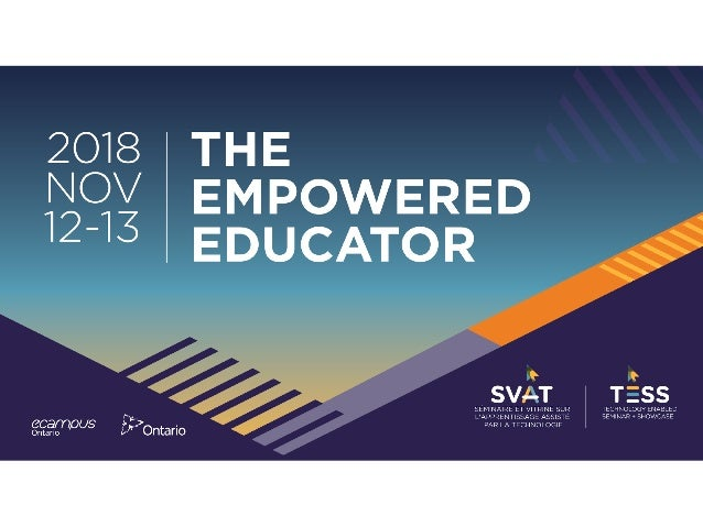 The anatomy of the empowered educator: pathways for institutional support Slide 2