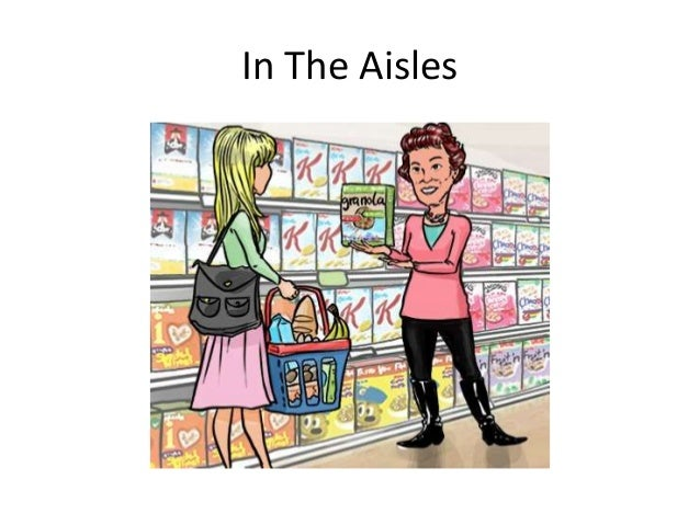 In The Aisles