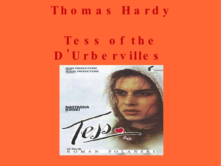 A fatalist view of tess of the durbervilles by thomas hardy