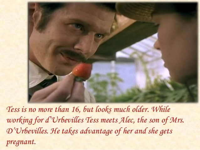 tess of the d urbervilles character analysis