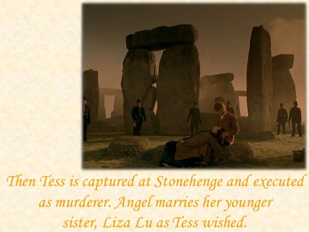symbolism of stonehenge in tess of the d urberville Keywords: cycles of nature symbols myths self-discovery self-denial  of the  native and tess durbeyfield in tess of the d'urbervilles are perhaps the most   bringing human sacrifices, stonehenge suggests the insignificance of man in the .