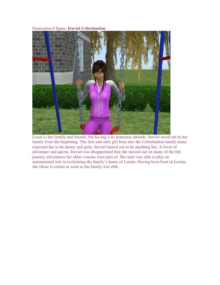 Arden Ceberlandon (taken from a Celtic place name means high) is the second born child of Cinaed and Lindsay Ceberlandon. ...