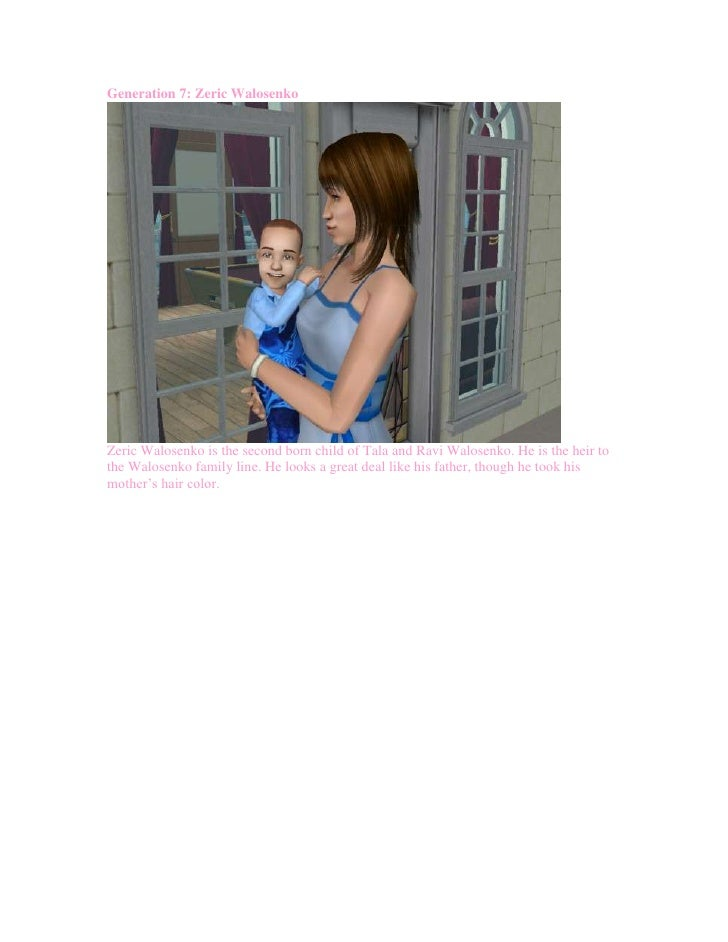 Kim Family Branch Generation 6: Kaya McCarthy/Ryker Kim     Christian McCarthy's alien daughter Kaya married the family's ...