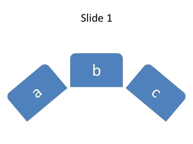 Slide 1  b