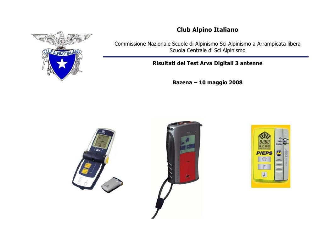 Club Alpino Italiano  Commissione Nazionale Scuole di Alpinismo Sci Alpinismo a Arrampicata libera                      Sc...