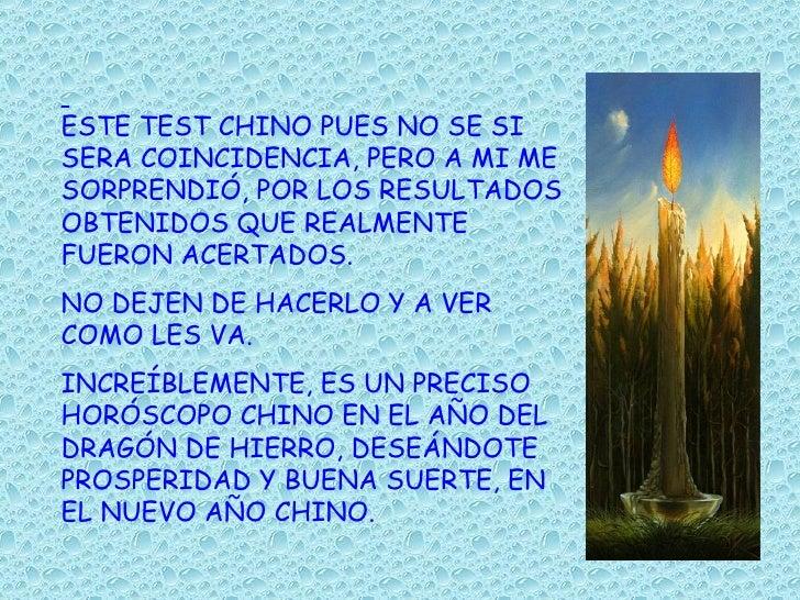 TEST CHINO Slide 2