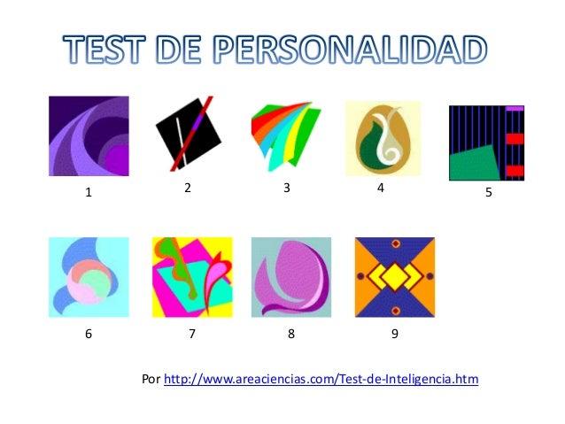 Test De Personalidad Areaciencias
