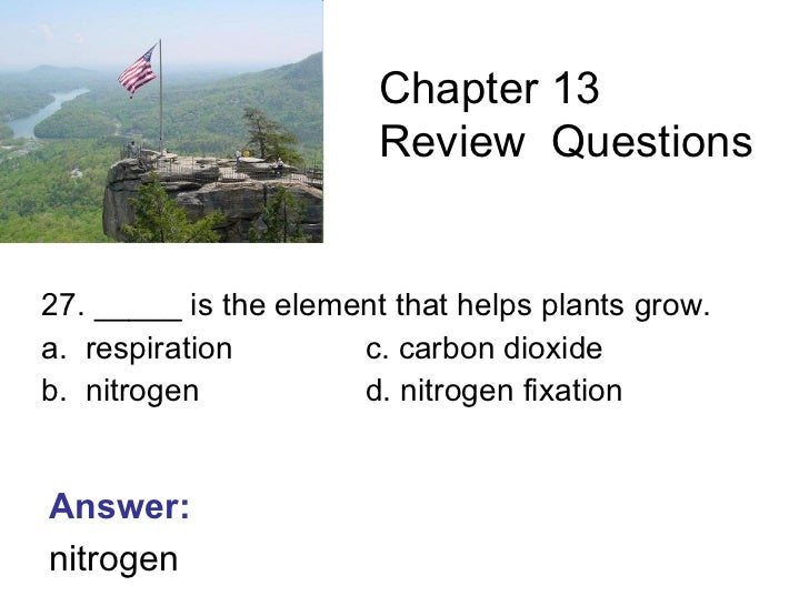 chapter 28 quiz Chapter 28 test multiple choice identify the letter of the choice that best completes the statement or answers the question applying main ideas.