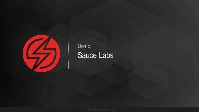 Demo Sauce Labs