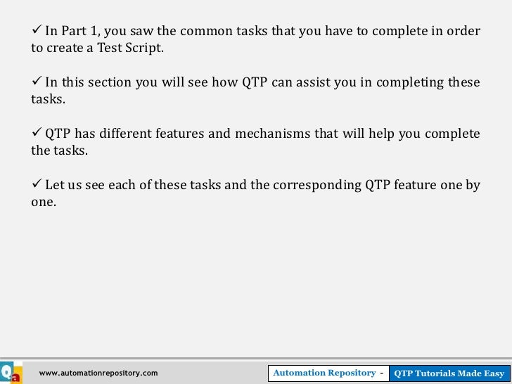 How to use Print Statement or Print log functionality in UFT QTP ?