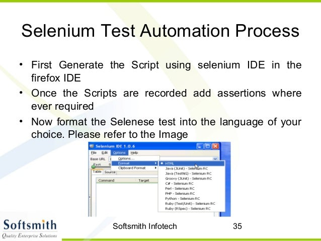 Getting Started with Selenium for Automated Website ...