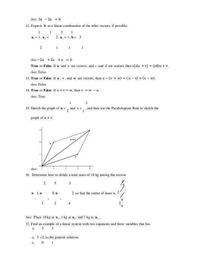 Algebra holt jeffrey linear applications pdf with