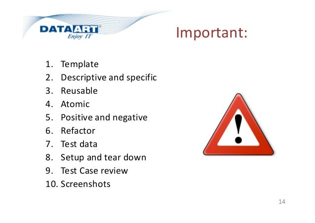 Test cases and bug report v32 – Bug Report Template