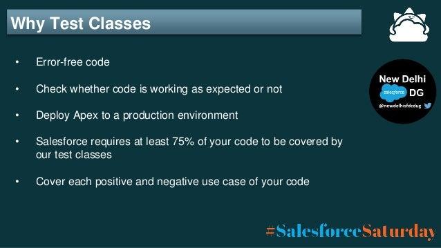 test salesforce