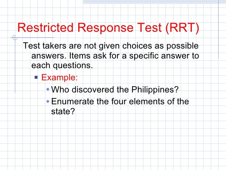 Top 4 Steps for Constructing a Test