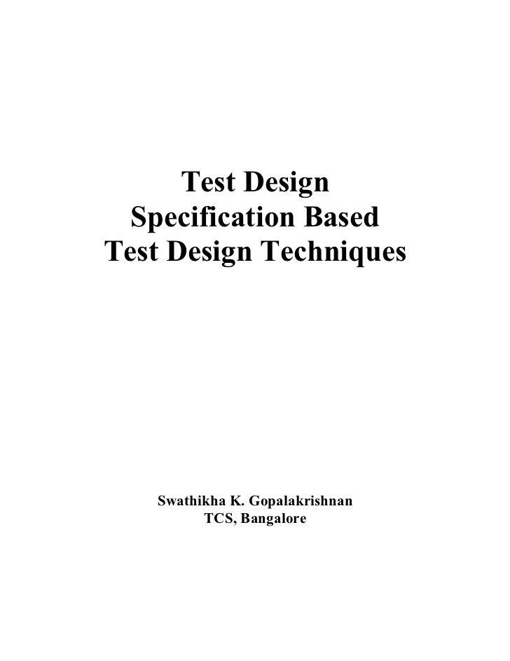 Test design wp
