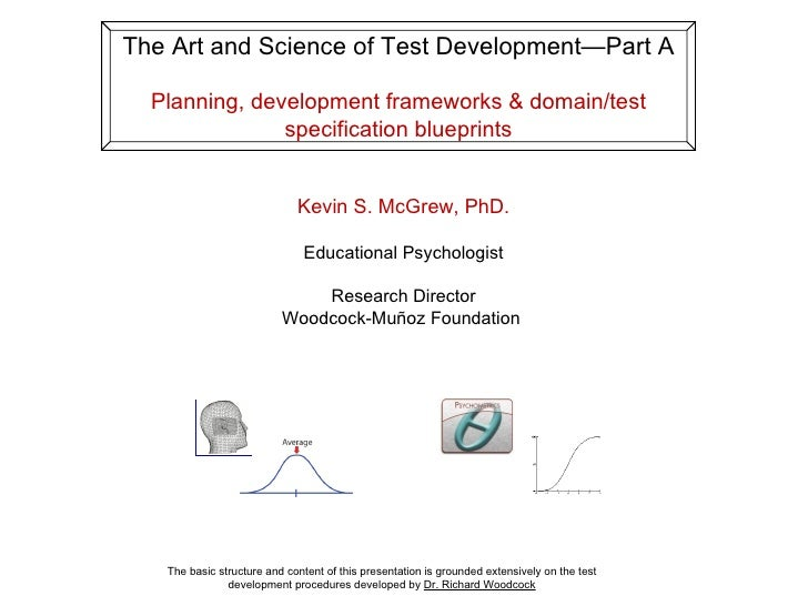 Applied psych test design part a planning development frameworks the art and science of test developmentpart a planning development frameworks domain malvernweather Images