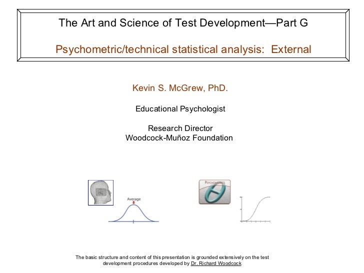 What does the WAIS-IV measure?  CHC analysis and beyond  Kevin S. McGrew, PhD. Educational & School Psychologist Director ...