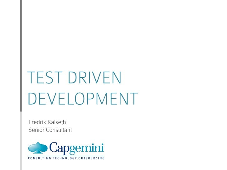 Test Driven Development (How To Achieve Clean Code)