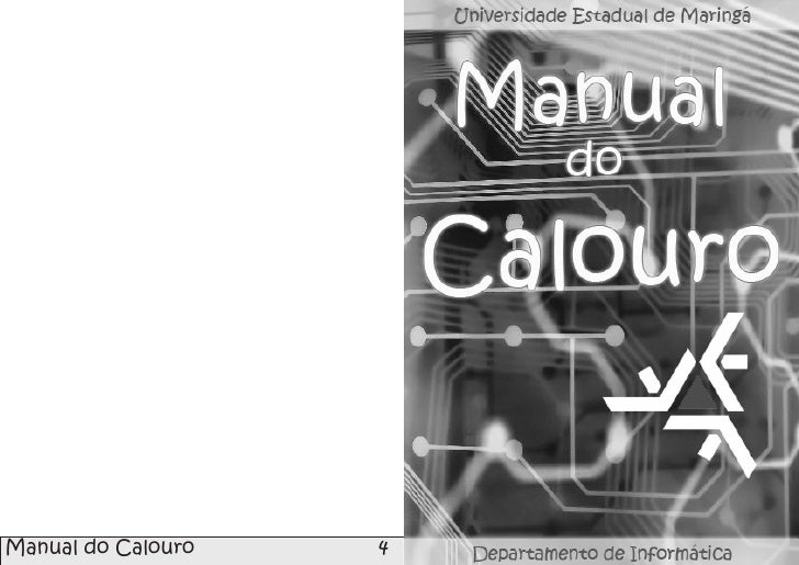 Manual do Calouro   4