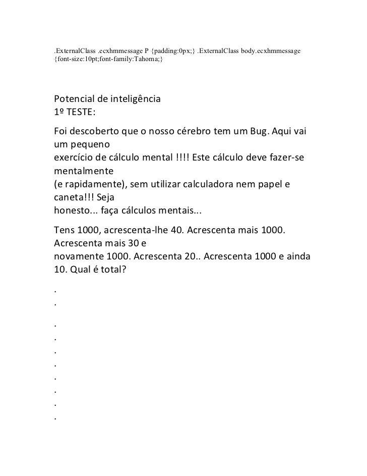 .ExternalClass .ecxhmmessage P {padding:0px;} .ExternalClass body.ecxhmmessage{font-size:10pt;font-family:Tahoma;}Potencia...