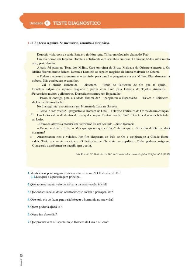 I Lê o texto A, um excerto de uma lenda recontada por Gentil Marques. LENDA DO ALFAGEME1 DE SANTARÉM A história tradiciona...
