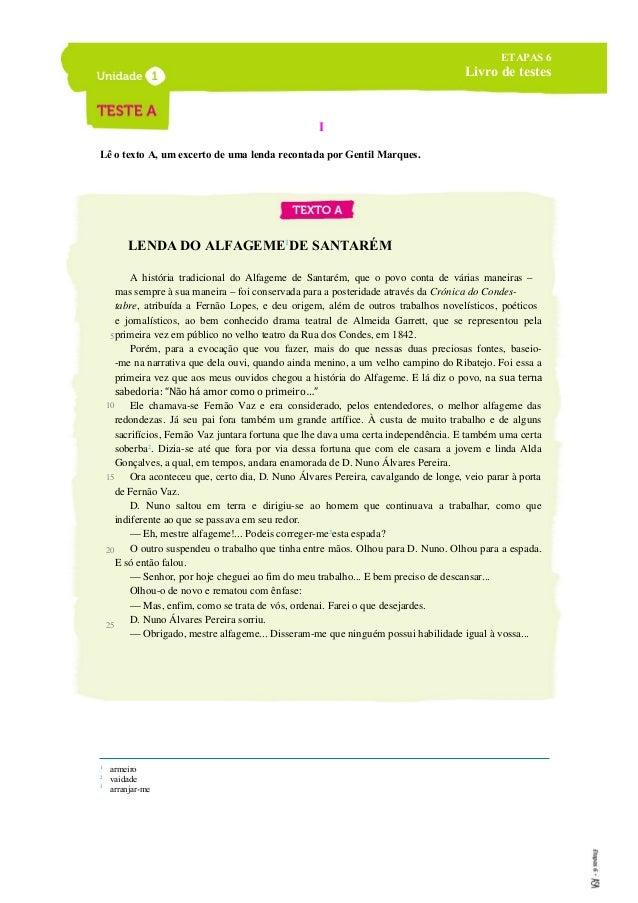5. Ordena as frases, de 1a 7, de acordo com a sequência pela qual as informações são apresentadas no texto da página onlin...