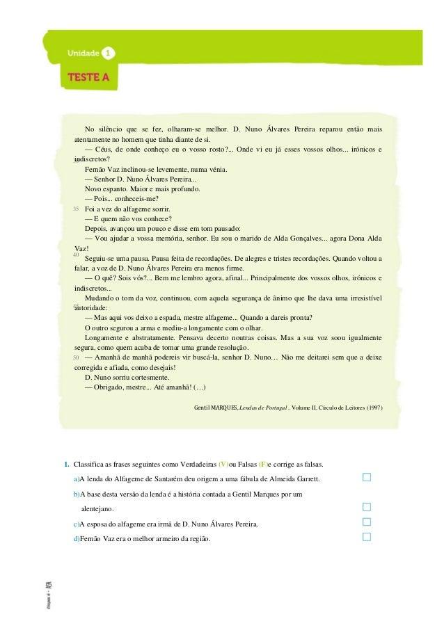 ETAPAS 6 Livro de testes 10.Faz a correspondência entre as palavras da coluna Ae o seu processo de formação na coluna B. A...