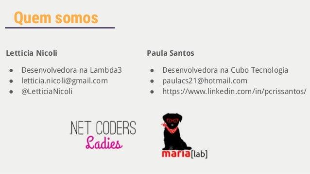 Testes com xUnit + Coding Dojo Slide 2