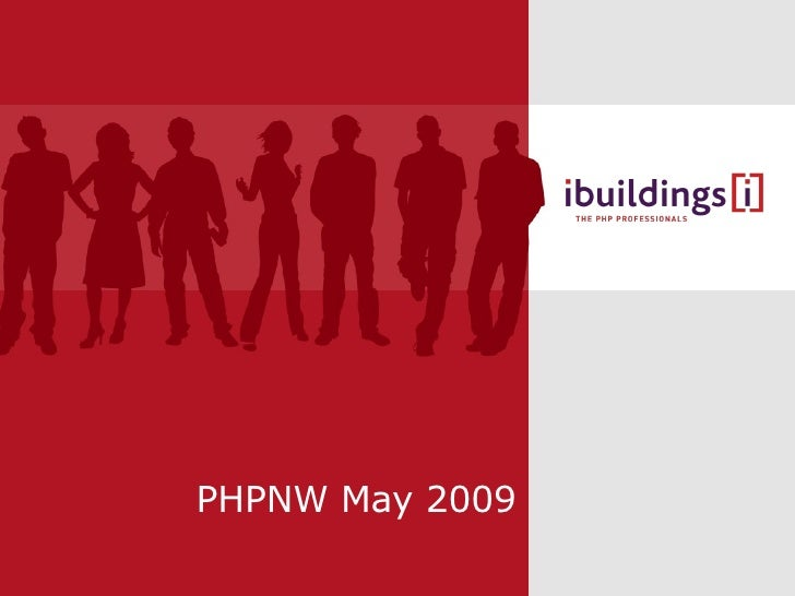 PHPNW May 2009